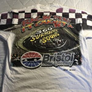 Chase Authentics Shirts - Chase Authentics Vintage NASCAR graphic tee